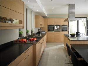 Centris Contemporary Kitchen