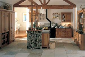 Croft Oak Classic Kitchen