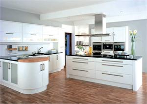 Fresco Contemporary Kitchen
