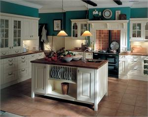 Buttermilk Ivory  Classic Kitchen