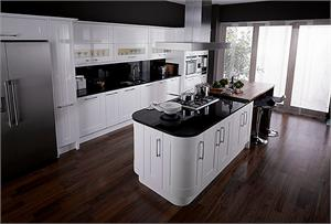 Valais Contemporary Kitchen