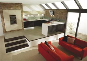 Pesca Contemporary Kitchen