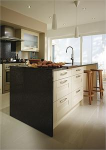 Seton Alabaster Contemporary Kitchen